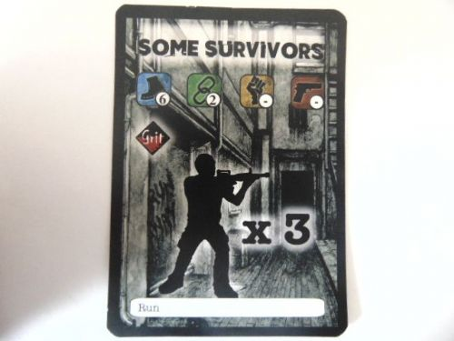 project z character card (survivor a)
